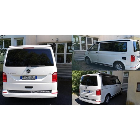 """Stickers Noir """"California"""" pour véhicule"""