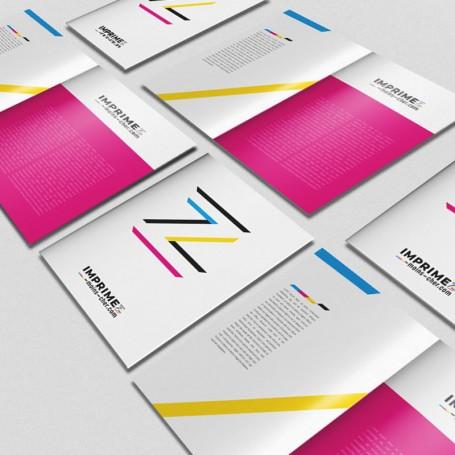Brochures format A4